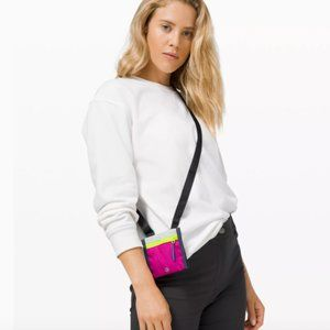 Lululemon Crossbody Wallet